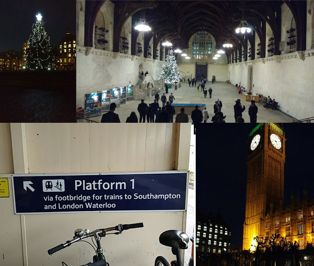 Sam attends a Festive All Party Parliamentary Group (APPG) for Women and Enterprise