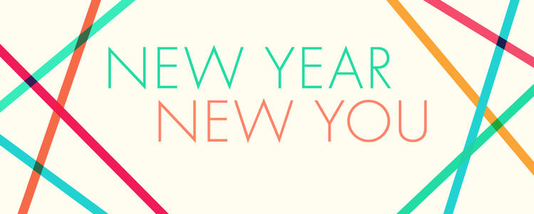 New Year, new you, heard it all before?