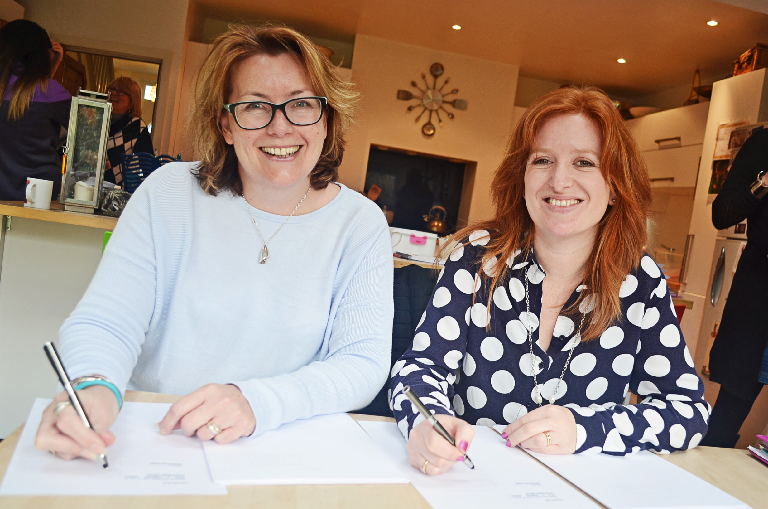 Domestic Angels celebrates signing up its Christchurch franchisee!