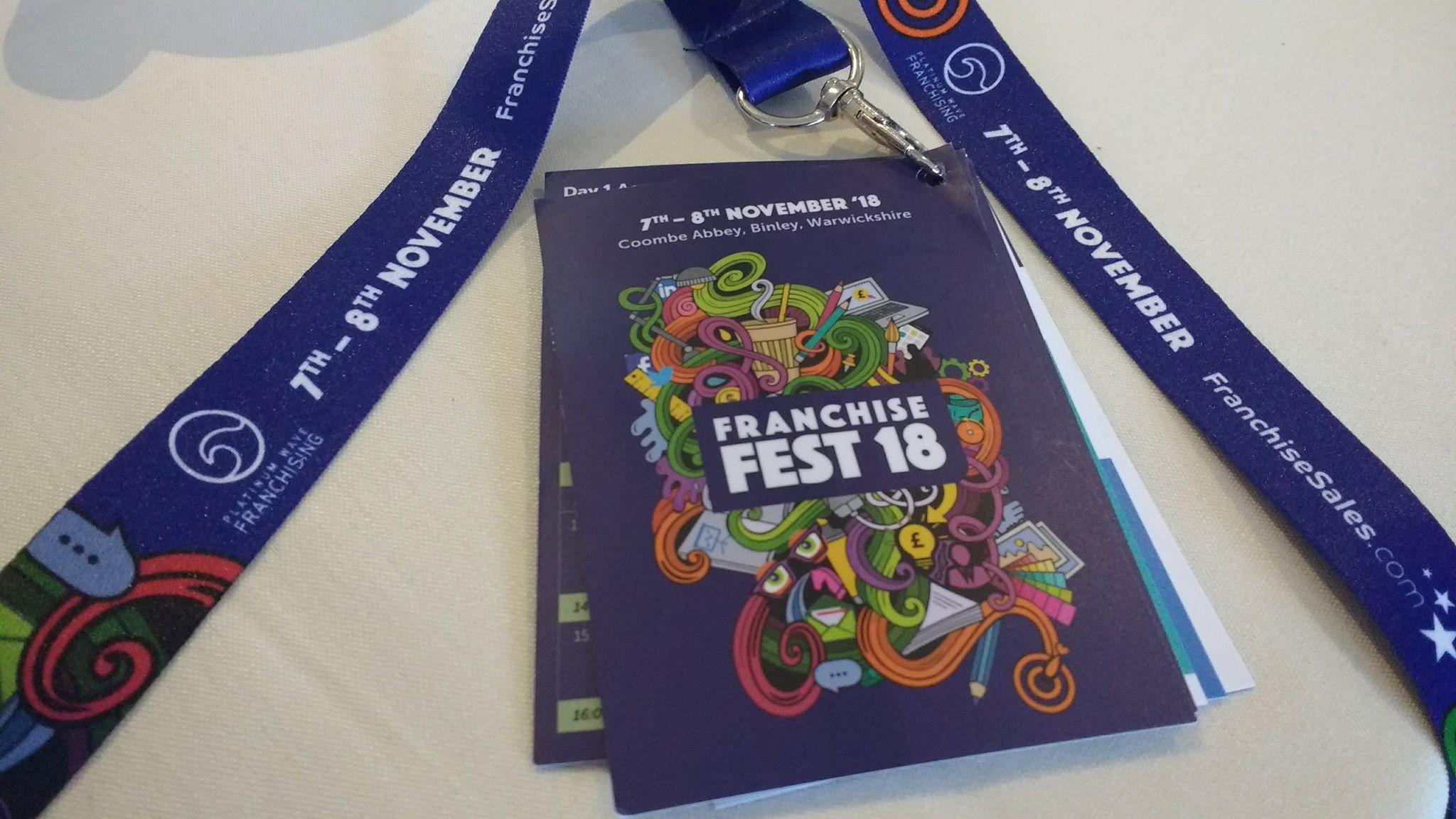 Franchise Fest 2018
