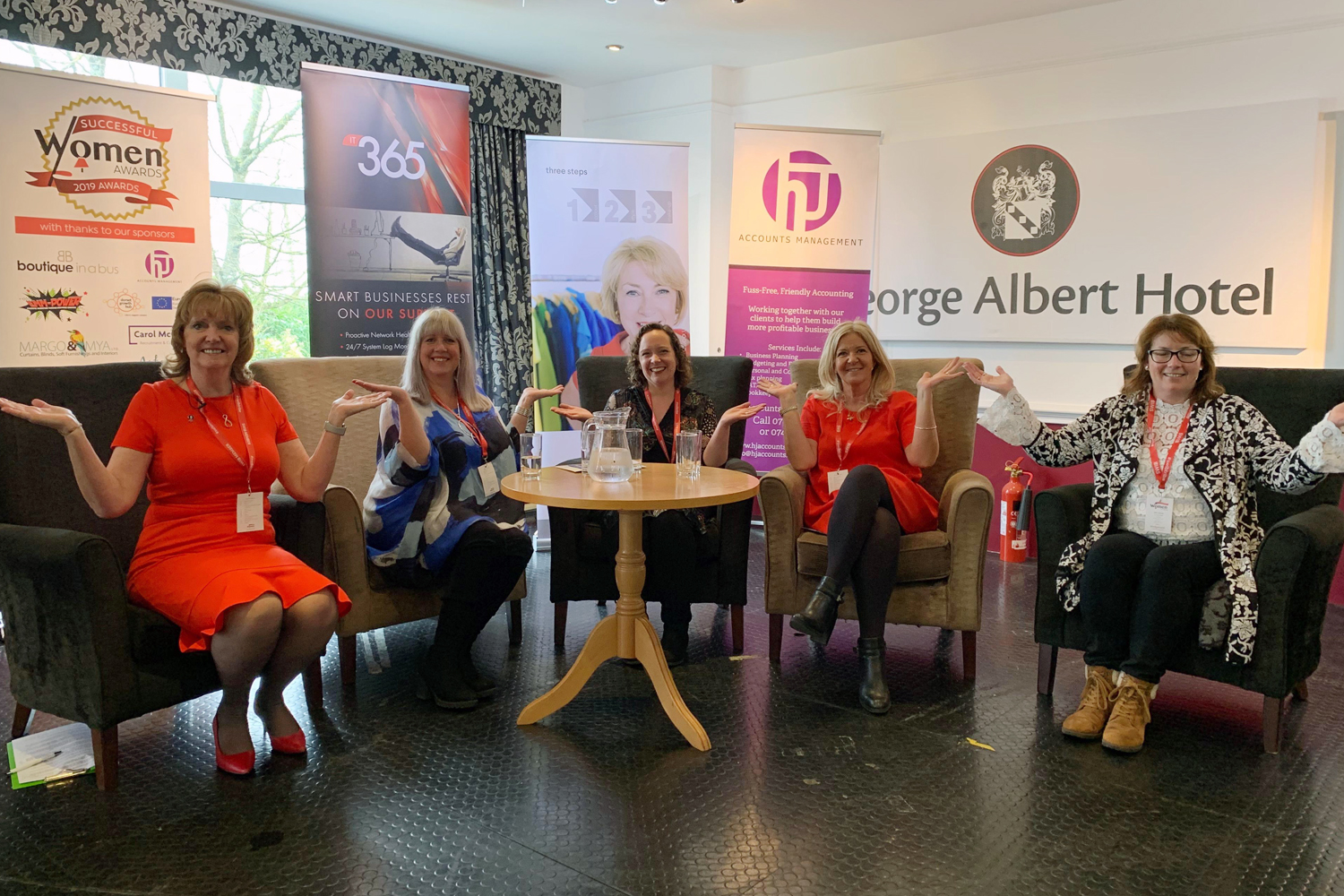 Successful Women In Business Conference and 2019 Awards Launch SWIB2019