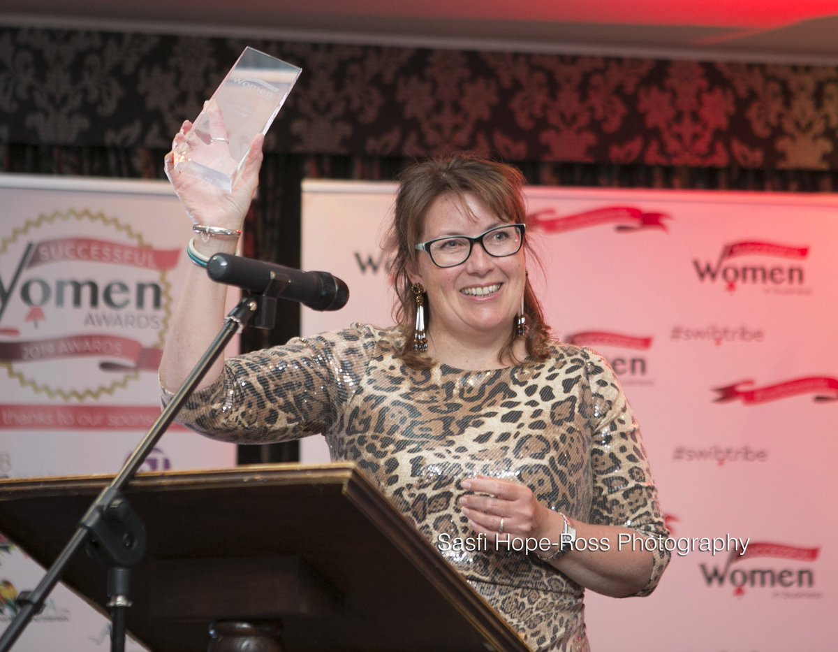 Winner of the Innovation Award 2019 at the SWiB Awards