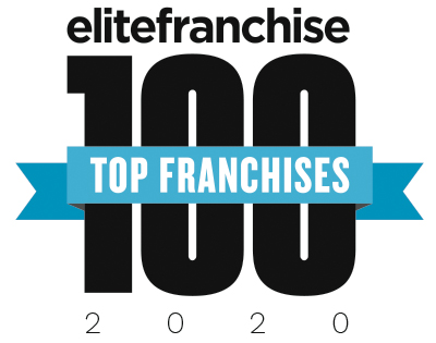 Winners in the Elite Franchise Top 100 Franchises